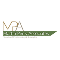 m perry logo